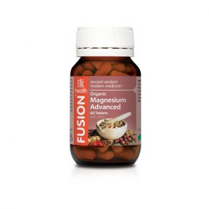 MAGNESIUM ADVANCED - REDUCE CRAMPS & STRESS BY FUSION HEALTH
