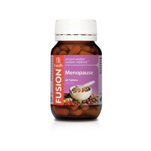 MENOPAUSE - REDUCE HOT FLUSHES BY FUSION HEALTH