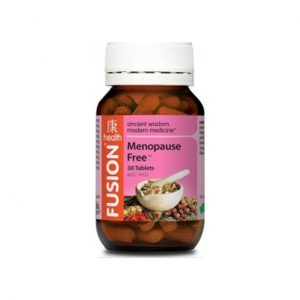 MENOPAUSE FREE - RELIEVE MENOPAUSAL SYMPTOMS BY FUSION HEALTH