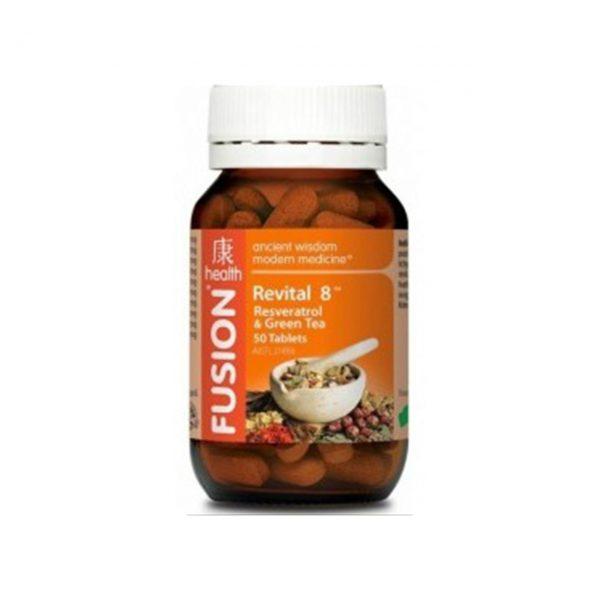 REVITAL 8 - POTENT ANTIOXIDANTS BY FUSION HEALTH