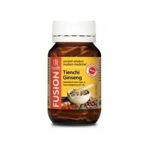 TIENCHI GINSENG - IMPROVE CIRCULATION AND ENERGY LEVELS BY FUSION HEALTH