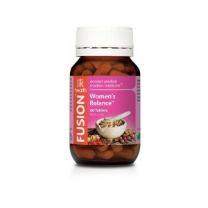 WOMEN'S BALANCE - PMS SUPPLEMENTS BY FUSION HEALTH
