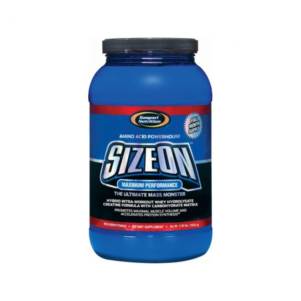 SIZEON - RECOVERY FORMULAS BY GASPARI NUTRITION