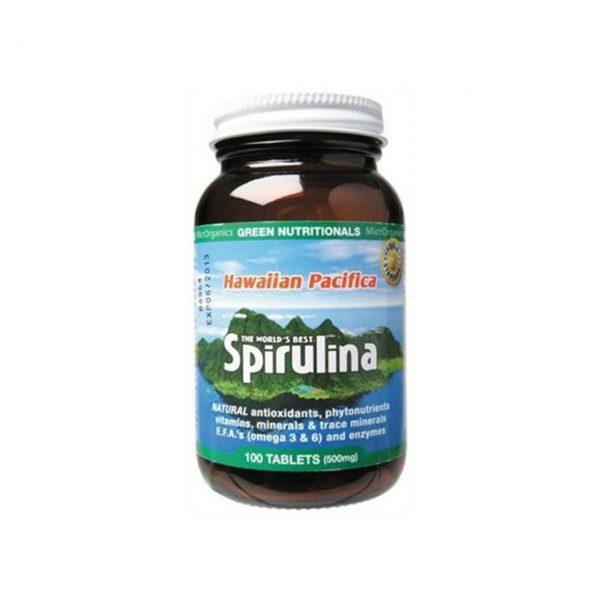 HAWAIIAN PACIFICA SPIRULINA - SUPERFOODS BY GREEN NUTRITIONALS
