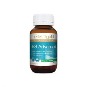 IBS Advanced - Relieves Irritable Bowel Syndrome by Herbs of Gold