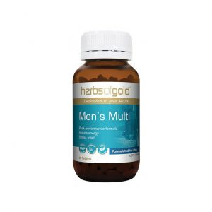 Men's Multi - Male Specific Multi-Vitamin - High Potency by Herbs of Gold
