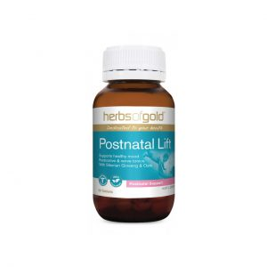 Postnatal Lift - Improve Mood - Relieves Nervous Exhaustion - Healthy Mood by Herbs of Gold