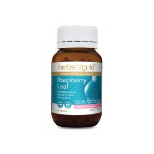 Raspberry Leaf - Third Trimester Pregnancy Support by Herbs of Gold