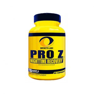 Pro Z - (ZMA) Boost Testosterone - Improve Sleep with Infinite Labs