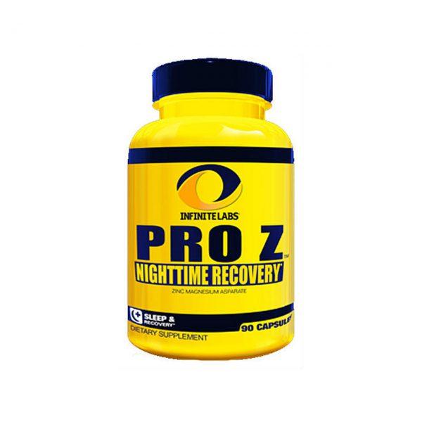 Pro Z - (ZMA) Boost Testosterone - Improve Sleep with Infinite Labs