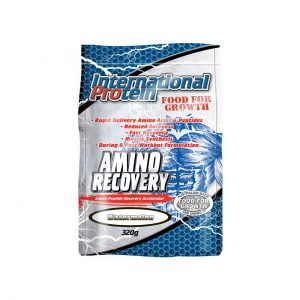 AMINO RECOVERY FORMULA - RECOVERY PRODUCTS BY INTERNATIONAL PROTEIN