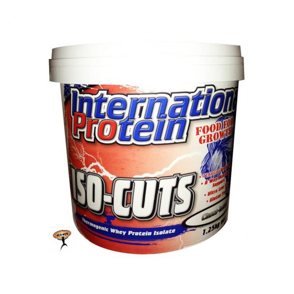 ISO-CUTS - WEIGHT LOSS PROTEIN POWDERS BY INTERNATIONAL PROTEIN