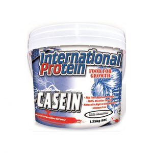 M CASEIN - SLOW RELEASE - NIGHT TIME PROTEINS BY INTERNATIONAL PROTEIN