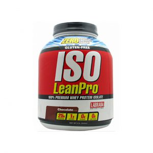 ISO LEANPRO - HYDROLYZED WHEY PROTEIN ISOLATE BY LABRADA