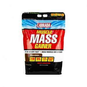 MUSCLE MASS GAINER - HARDCORE WEIGHT GAINERS BY LABRADA