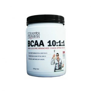 BCAA 10:1:1 - RECOVER FASTER