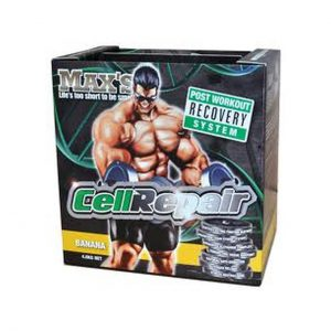 CELL REPAIR - HARDCORE POST WORKOUT PROTEINS BY MAX'S