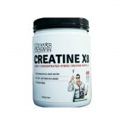 CREATINE X8 - BUILD STRENGTH - MUSCLE BY MAXS