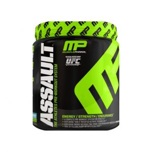 ASSAULT - PRE-WORKOUT SUPPLEMENTS BY MUSCLEPHARM