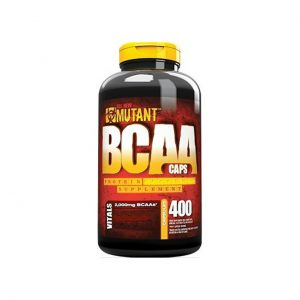 BCAA CAPS - BCAA RECOVERY PRODUCTS BY MUTANT