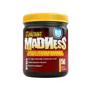 MADNESS - PRE-WORKOUT SUPPLEMENTS BY MUTANT