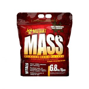 MASS - HARDCORE WEIGHT GAINER - MUSCLE BUILDING PROTEIN BY MUTANT