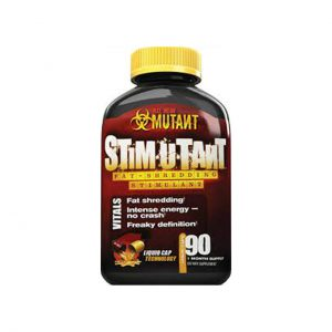 STIMUTANT - WEIGHT LOSS FAT BURNING SUPPLEMENTS BY MUTANT
