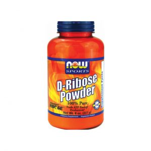 D-RIBOSE POWDER - INCREASE ATP - ENERGY - STRENGTH - ENDURANCE BY NOW SPORTS