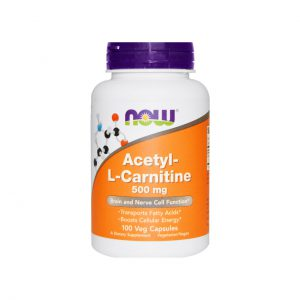 ACETYL-L-CARNITINE - WEIGHT LOSS - ENERGY SUPPLEMENTS BY NOW FOODS