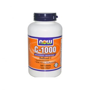 C - 1000 - REDUCE COLDS - INCREASE RECOVERY BY NOW SPORTS