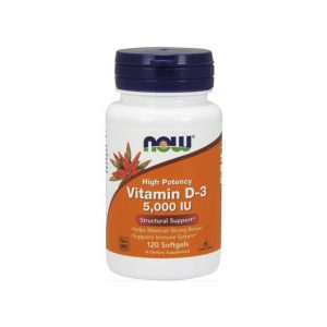 VITAMIN D-3 5000IU - OPTIMIZE ENERGY