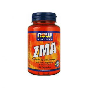 ZMA - TESTOSTERONE SUPPORT - BOOSTERS BY NOW SPORTS
