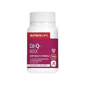 CO-Q-MAX 150MG BY NUTRA LIFE