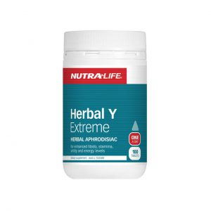 HERBAL Y EXTREME FOR MEN LIBIDO APHRODISIAC BY NUTRA LIFE