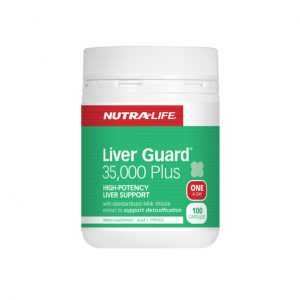 LIVER GUARD LIVER SUPPORT CLEANSE BY NUTRALIFE