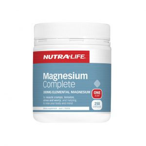 MAGNESIUM COMPLETE BY NUTRA LIFE
