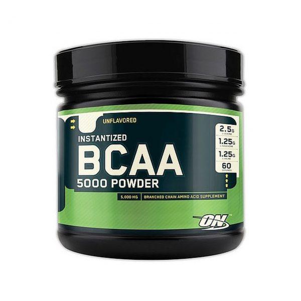 ON INSTANTIZED BCAA 5000 POWDER