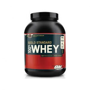 OPTIMUM GOLD STANDARD 100% WHEY - LEAN PROTEIN POWDERS BY ON
