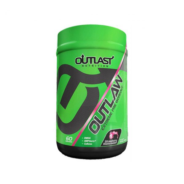 Outlaw - Pre-Workout Supplements by Outlast Nutrition