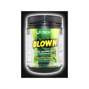 BLOWN PRE-WORKOUT SUPPLEMENTS BY P-TECH