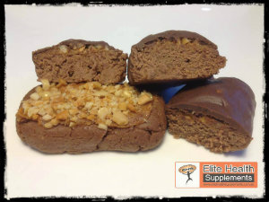 healthy protein snickers bar