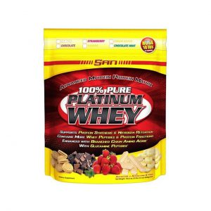 SAN 100% PURE PLATINUM WHEY 2 BAG COMBO LEAN PROTEIN SAN 100% PURE PLATINUM WHEY 2 BAG COMBO