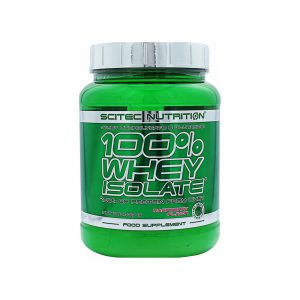 100% WHEY ISOLATE - HIGH QUALITY WPI