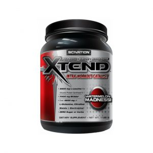SCIVATION XTEND BCAA MUSCLE RECOVERY FORMULA
