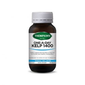 One-A-Day Kelp 1400 - Thyroid Support - Boost Metabolism by Thompson's