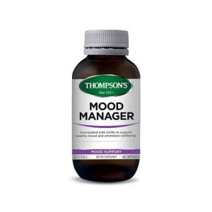 Mood Manager - Mood Elevation - Support by Thompson's
