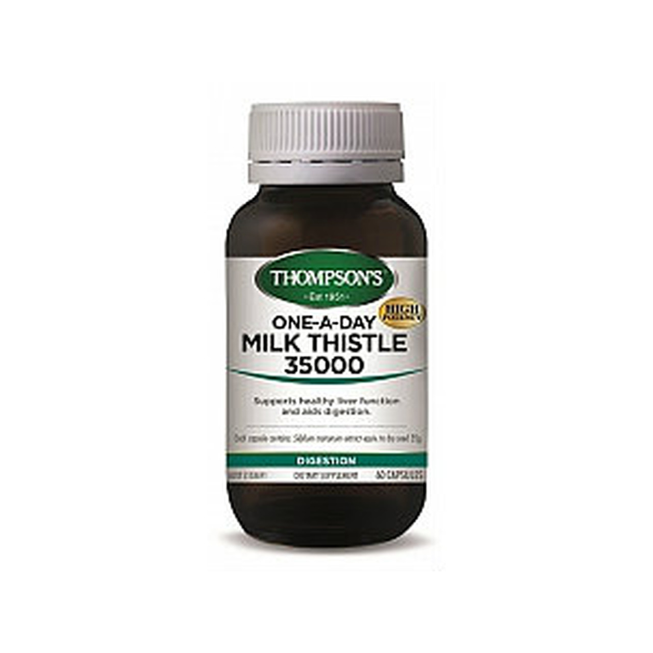 One-A-Day Milk Thistle 35000 - Liver Support by Thompson's Vitamins
