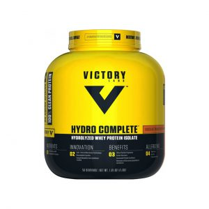 HYDRO COMPETE - PURE HYDROLYZED WHEY PROTEIN ISOLATE BY VICTORY LABS