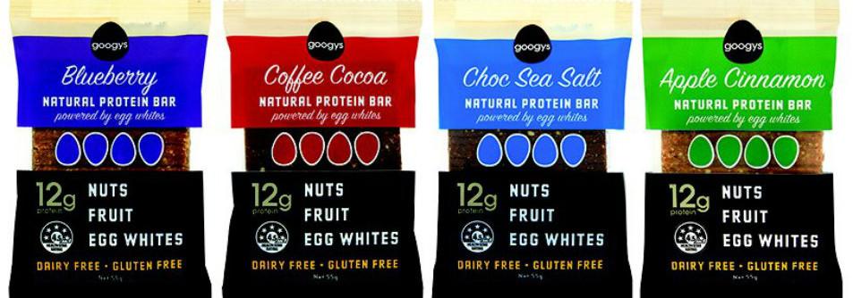 googys protein bars